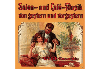 Darek Ensemble - Salon-Und Cafe-Musik - (CD)