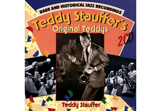 Teddy Stauffer - Rare And Historical Jazz Rec.3 [CD]