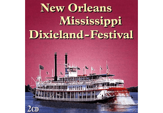 VARIOUS - New Orleans-Mississippi-Dixie [CD]