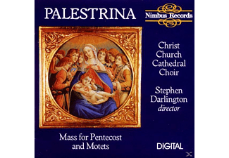 Stephen/christ Church Cathedral Choir Darlington - Mass For Pentacost - (CD)