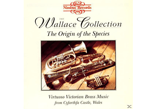 Wallace Colection - Virtuoso Victorian Brass - (CD)