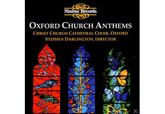 Stephen/christ Church Cathedral Choir Darlington - Oxford Church Anthems - (CD)