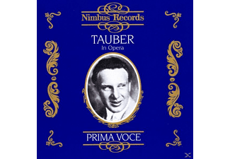 VARIOUS, Richard Tauber - Tauber In Opera/Prima Voce - (CD)