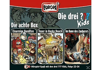 SONY MUSIC ENTERTAINMENT (GER) Die drei ??? Kids Box 8 (22 - 24)