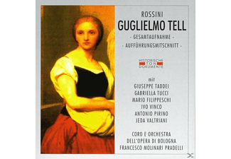 VARIOUS - Guglielmo Tell - (CD)