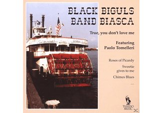 Tomelleri/Black Biguls Band - True,You Don't Love Me - (CD)