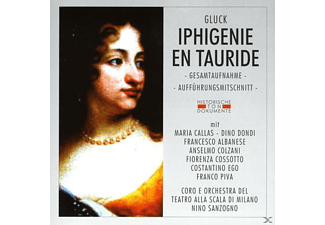 VARIOUS - Iphigenie En Tauride [CD]