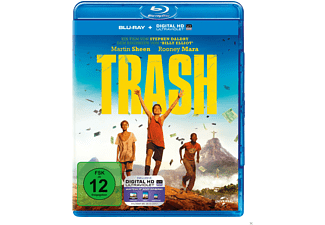 Trash [Blu-ray]