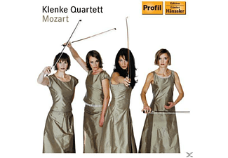 Klenke Quartett - Klenke Quartett - (CD)