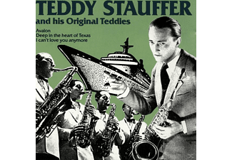 Teddy Stauffer - T.Stauffer [CD]
