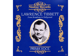 Lawrence Tibbett - From Broadway To Holly - (CD)