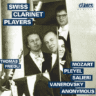 Swiss Clarinet Players, Thomas Friedli - Players (CD) jetztbilligerkaufen