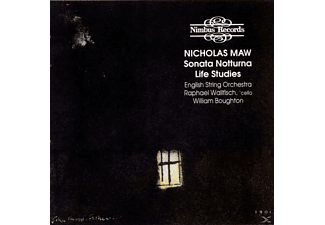 Boughton, Wallfisch, English String Orch. - Maw Sonata Notturna - (CD)