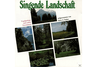 VARIOUS - Singende Landschaft [CD]
