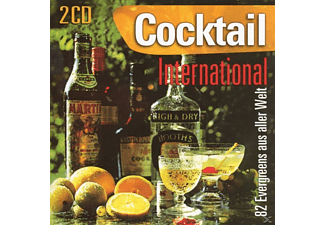 Claudius Alzner - Cocktail Internatinal - (CD)