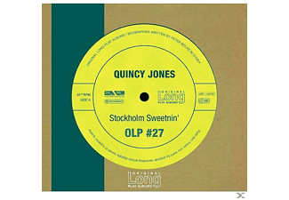 Quincy Jones - Stockholm Sweetin [CD]