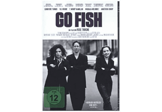 Go Fish - (DVD)