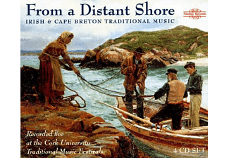 VARIOUS - From A Distant Shore - (CD)