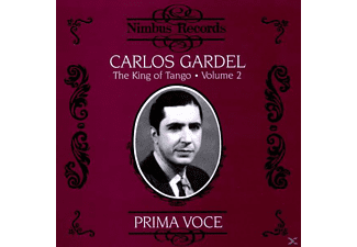 Carlos Gardel, Carlos & Various Gardel - Gardel King Of Tango Vol.2 - (CD)