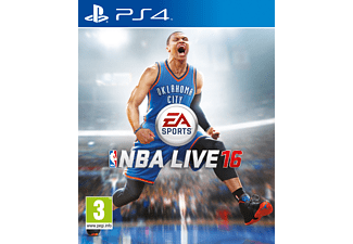 NBA Live 16 | PlayStation 4