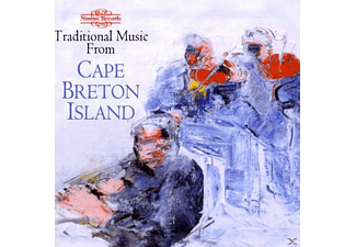 HOLLAND/MACKENZIE/MACDONALD/+ - Trad.Music From Cape Breton - (CD)