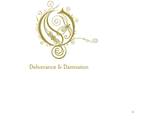 Opeth Deliverance & Damnation Remixed CD + DVD