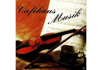 VARIOUS - Cafehausmusik - (CD)