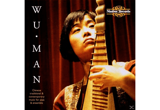 Wu Man - Chinese Traditional Music For Pipa - (CD)