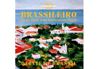 Quinteto Brassil - Brass Music From Northeastern Brazil - (CD)