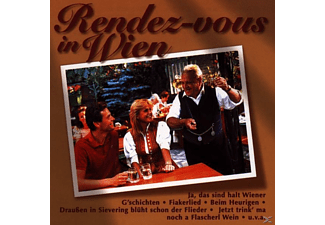 VARIOUS - Rendez-Vous In Wien - (CD)