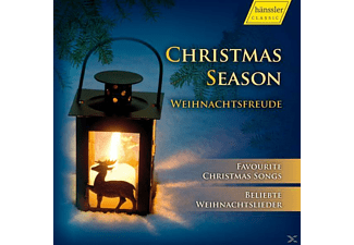VARIOUS - Christmas Season- Weihnachtsfreude [Doppel-cd] - (CD)