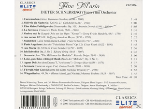 Dieter Schnerring - Ave Maria - (CD)