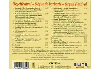 Various - Orgelfestival [CD]