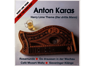 Anton Karas - Harry Lime Theme - (CD)