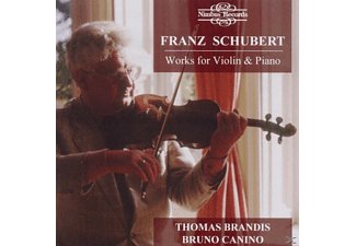 Bruno Canino, Thomas Brandis - Works For Violin & Piano - (CD)