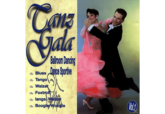 VARIOUS - Tanz-Gala Vol.1 - (CD)