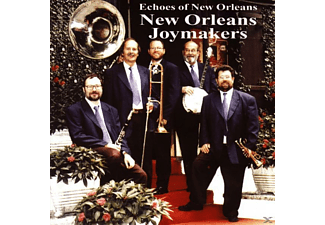 New Orleans Joymakers - Echoes Of New Orleans - (CD)