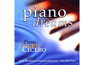 Eugen & Munich Philharmonic Orchestra Cicero - Piano Dreams - (CD)