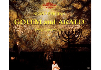 Philharmonic Orchestra Moldova, Mandeal/Philh.Orch.Moldova - Golem And Arald - (CD)