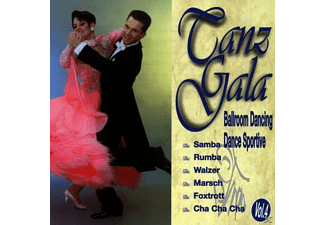 VARIOUS - Tanz-Gala Vol.4 - (CD)
