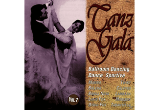 VARIOUS - Tanz-Gala Vol.7 - (CD)