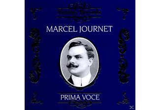 VARIOUS, Marcel Journet - Journet/Prima Voce - (CD)
