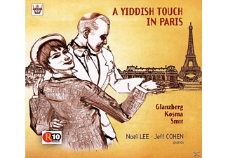VARIOUS, Glanzberg-kosma-smit - A Yiddish Touch In Paris - (CD)