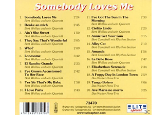 Various - Somebody Loves Me - (CD)