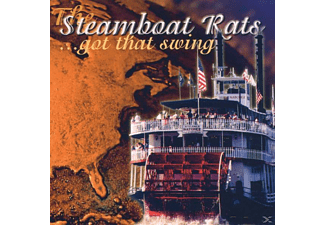The Steamboat Rats - ...Got That Swing - (CD)