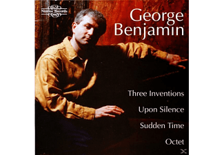 Benjamin, London Sinfonietta - Three Inventions - (CD)