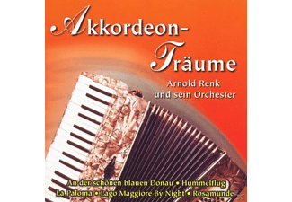 VARIOUS - Akkordeon-Träume - (CD)