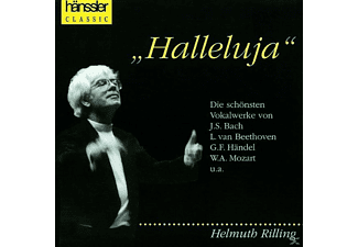 Helmuth Rilling - HALLELUJA - (CD)