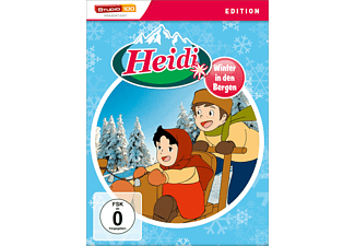 Heidi - Winter mit Heidi in den Bergen - (DVD)