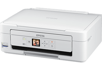 EPSON Expression Home XP-345 3 pl, Mit Variable-sized Droplet-Technologie 3-in-1 Multifunktionsdrucker WLAN